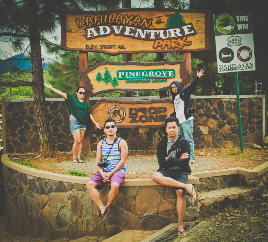 Our second destination of a 2-day vacation in Cagayan: Dahilayan Adventure Park in Bukidnon.