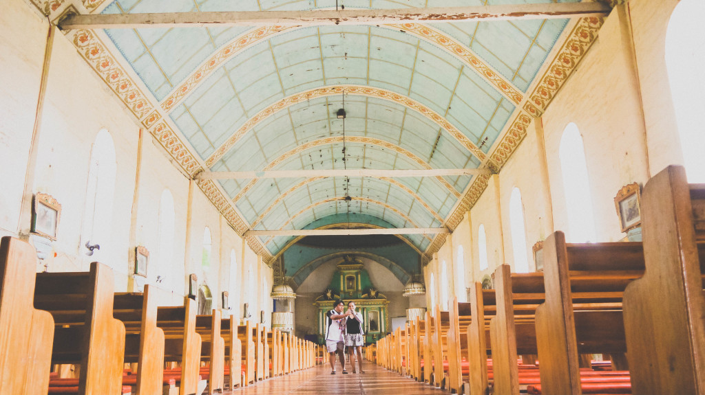 Experience inner peace amidst the busy travel. Lazi church is located in Lazi, Siquijor. You can also visit the convent just across the convent,if you're lucky, priests can take you for a tourin it.