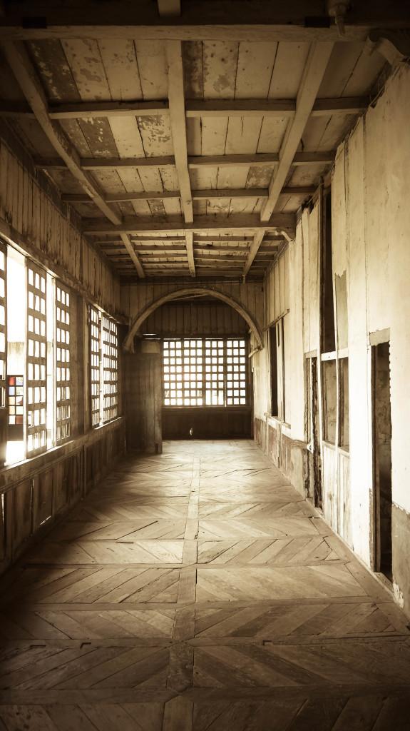 Hallway - Lazi Convent