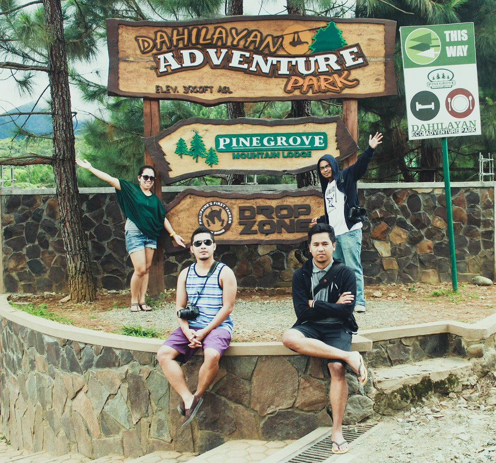 Welcome to Dahilayan Adventure Park