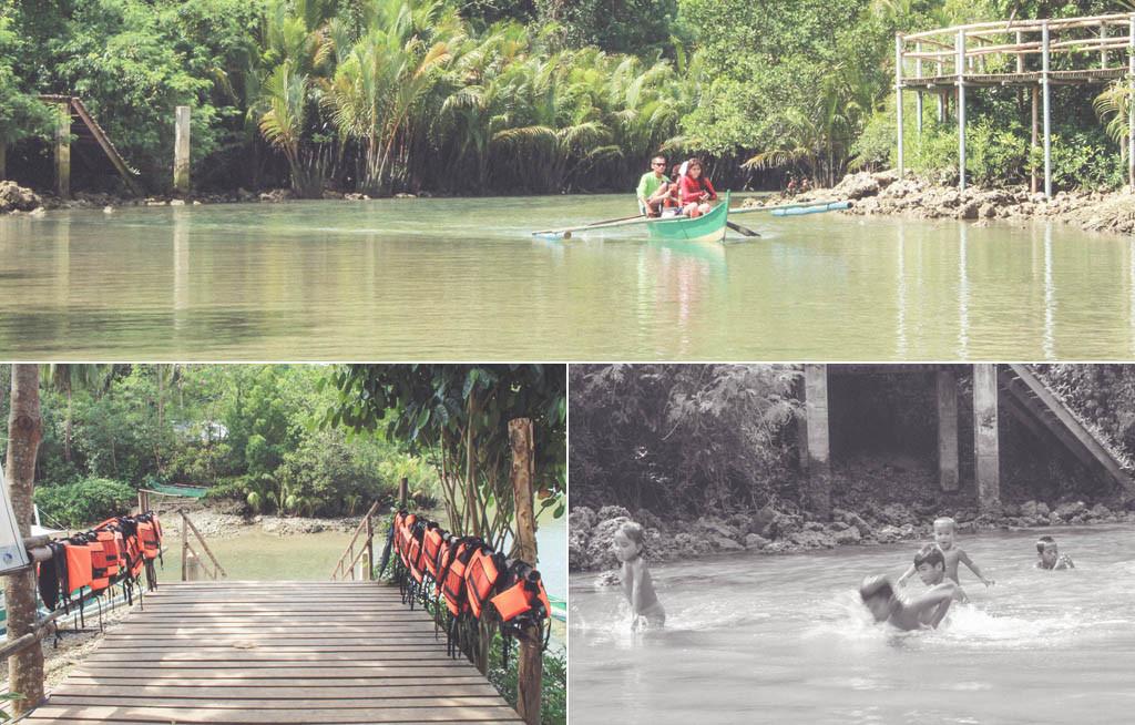 Start of Bojo River Cruise