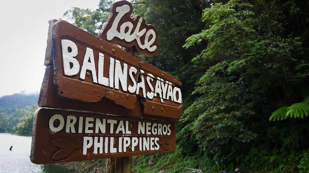 Welcome to Lake Balinsasayao