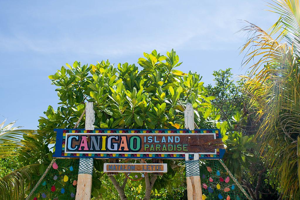 Welcome to Canigao Island Paradise