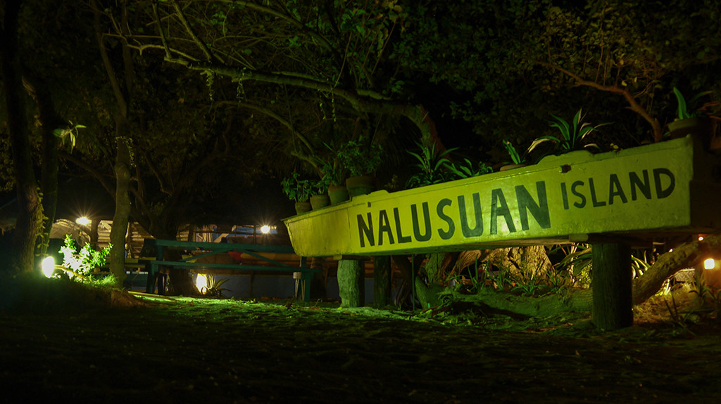 Welcome to Nalusuan Island Resort