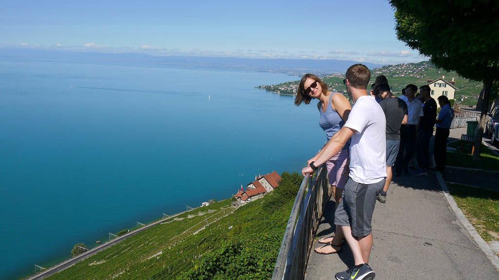 Touristing 101. Aga and Grzegorz. :3