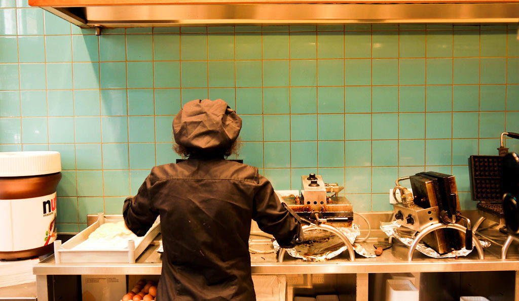 Belgian Waffle Expert
