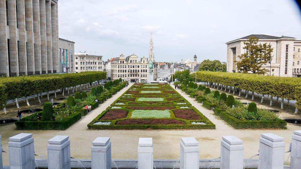 Monts de Arts Gardens