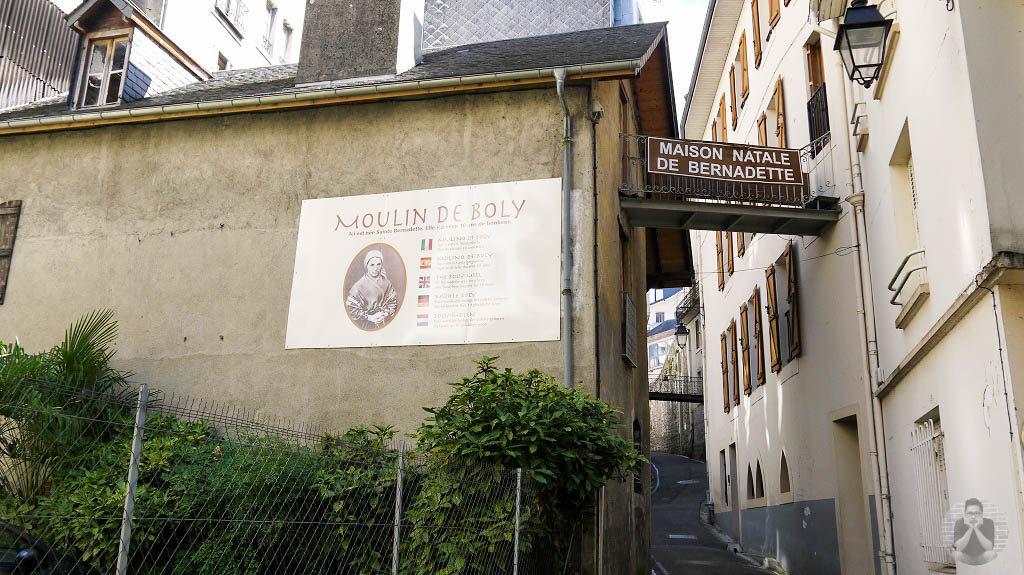 The house of St. Bernadette